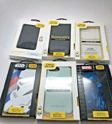 AU42.69 • Buy NEW Otterbox SYMMETRY Series Case Cover For IPhone 8 Plus & IPhone 7 Plus