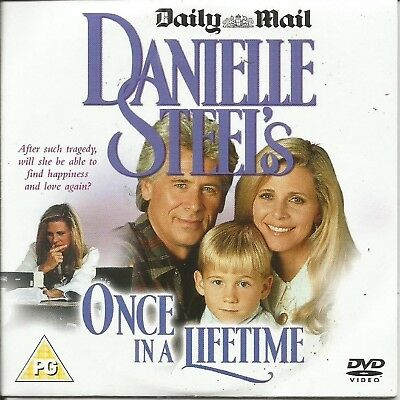 Danielle Steel's - Once In A Lifetime -  Mail Promo Dvd • 1.79£