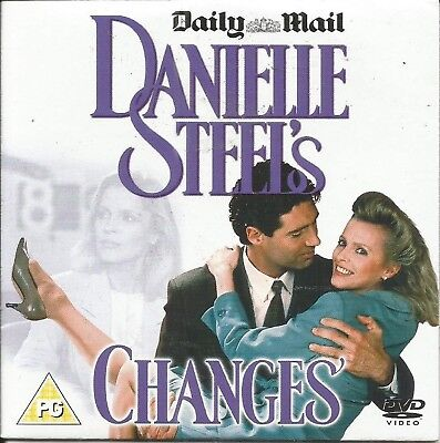 Danielle Steel's - Changes - Mail Promo Dvd • 1.59£