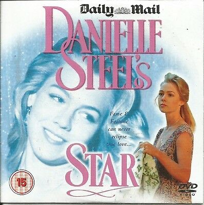 Danielle Steel's - Star -  Mail Promo Dvd • 1.59£