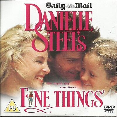 Danielle Steel's - Fine Things - Mail Promo Dvd • 1.79£