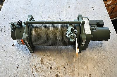military winch