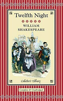 Twelfth Night (Collectors Library), Shakespeare, William, Used; Good Book • 3.01£