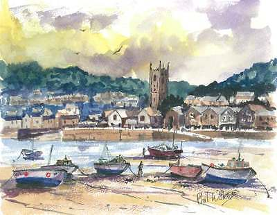 St Ives Cornwall Water Colour  • 85£
