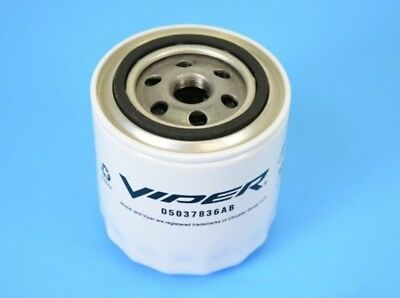 $19.89 • Buy Dodge Viper 8.0L 8.3L  V10 92-06 Oil Filter OEM M0-836 MOPAR 5037836AB NEW 100