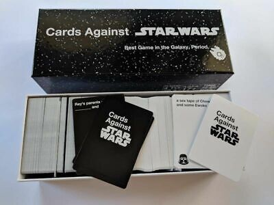 AU27.99 • Buy NEW SEALEAD CARDS AGAINST STAR WARS! Cards Against Humanity Parody Party Game