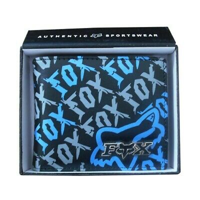 AU31.45 • Buy New With Box FOX Men's Surf Synthetic Leather Wallet  Xmas Gift #02