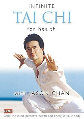 Infinite Tai Chi For Health DVD Jason Chan Gift IDEA OFFICIAL Exercise Guide NEW • 4.85£