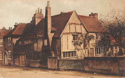 Uk19647 Miltons Cottage Chalfont St Giles Real Photo Uk • 6£
