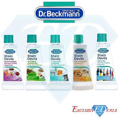 Dr Beckmann Stain Devils Removes Different Types Of Stains Very Effective 50ml • 2.95£