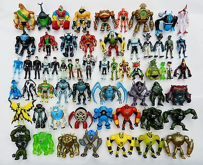 Ben 10 Action Figures 10cm-CHOICE Of 220 Omniverse,Haywire,Ultimate,Alien LIST 1 • 7.99£