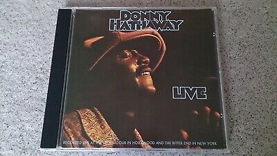 Donny Hathaway - Live / Like New! • 7.70£