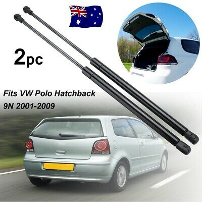 AU18.99 • Buy 2pcs Tailgate Boot Trunk Gas Struts Support Lift For VW Polo Hatchback 9N 01-09