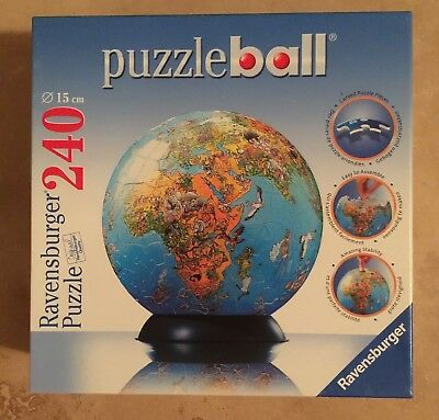 $9.99 • Buy Ravensburger Puzzle 240 Puzzleball