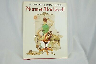 $ CDN16.48 • Buy 102 Favorite Paintings Norman Rockwell Coffee Table Book Thomas S. Buechner T008