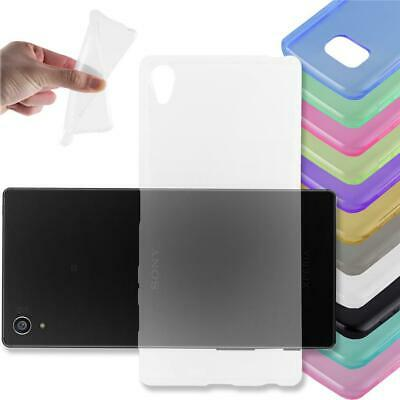 AU11.99 • Buy Case For Sony Xperia Protection Cover Ultra Slim Bumper Silicone Shockproof