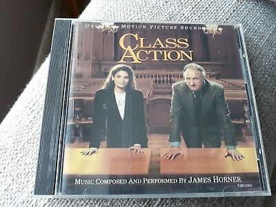 £8.99 • Buy Class Action Cd Soundtrack Score - James Horner - Rare And Oop Varese