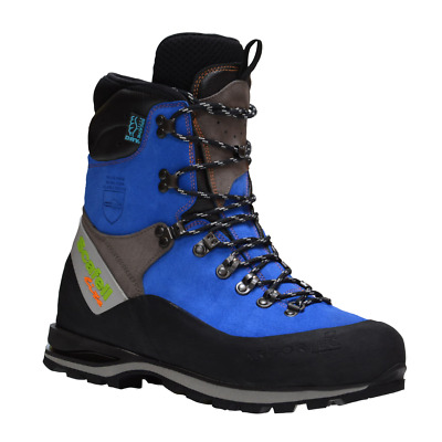 Scafell Lite Blue Chainsaw Boots • 192£
