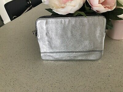 AU149.99 • Buy Oroton Bueno Crossbody Metallic Silver RRP$295