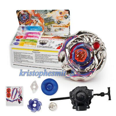 $5.69 • Buy Beyblade Bbg01 4d Metal Fusion Fight Samurai Ifraid W145cf Super Speed Kids Toys
