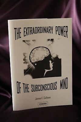 £43.70 • Buy THE EXTRAORDINARY POWER OF THE SUBCONSIOUS MIND Finbarr Book Mind Power Occult