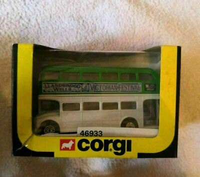 $ CDN17.22 • Buy Corgi Diecast Model Double Decker Bus  Llandrindod Wells Victorian Festival