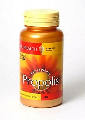 Bee Health Propolis Capsules 90 Caps 1000mg Help Support A Healthy Immune System • 11.15£