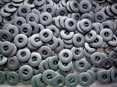 $2.09 • Buy Small 14mm 22L Aged Silver Metal 2 Hole Slot Industrial Buttons Button (MB80B)