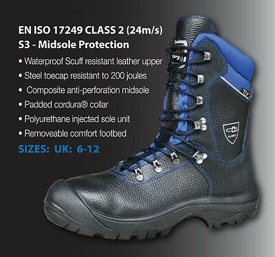Arbortec Extreme Waterproof Chainsaw Boot • 120£