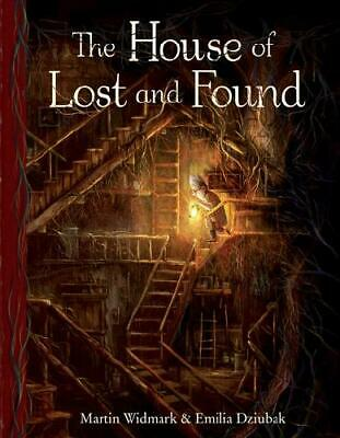 The House Of Lost And Found By Martin Widmark, Emilia Dziubak (illustrator), ... • 8.69£