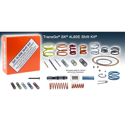 AU90 • Buy TransGo SK 4L60E Shift Kit VR, VS, VT, VE 4L60E And 4L65E - 1993-On - Stage 1