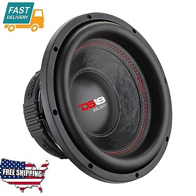 AU118.69 • Buy 8 Inch Sound Voice Car Subwoofer Audio Speaker Stereo Sound System Voice Music