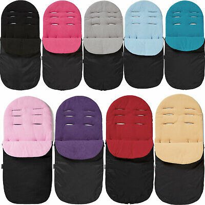 $15.11 • Buy Pushchair Footmuff / Cosy Toes Compatible With Maclaren  Fits All Prams Buggys