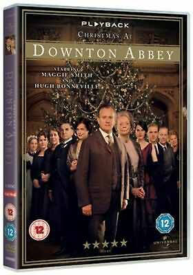 Christmas At Downtown Abbey DVD, Maggie Smith, New & Factory Sealed. • 6.99£
