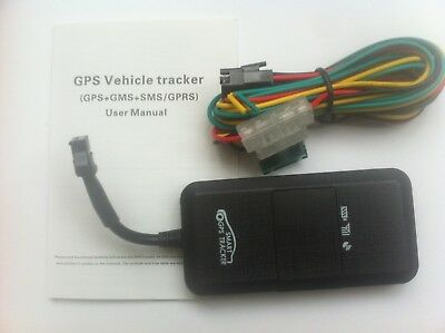 GPS-GSM-GPRS Tracker GT106 Tracking Device Car Vehicle Spy Hidden -104 • 49£
