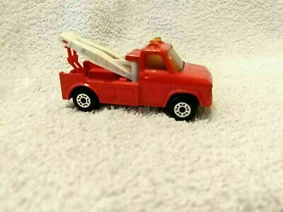 Matchbox Diecast Model No Car Breakdown Red Pickup Truck Recovery • 9.99£