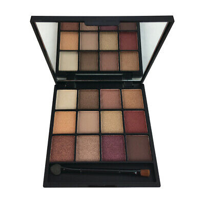 Body Collection Classic Eyeshadow Collection Merlot - Wine Colours Eyes Gift • 4.99£