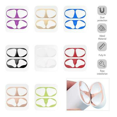 $ CDN2.83 • Buy Metal Dust Guard Protective Film Sticker For Apple Airpods AirPod Accessories US