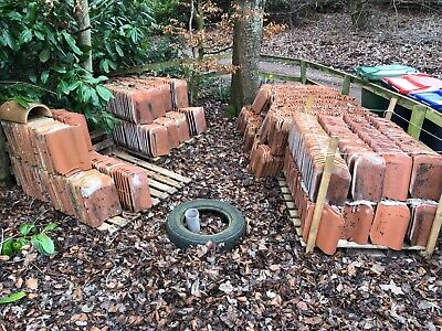 £620 • Buy Reclaimed Clay Roof Pantiles (Approximately 850)