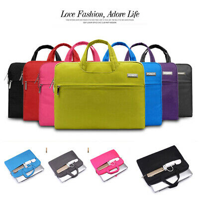 £19.13 • Buy For 11  13  14  15  15.6  Ultrabook NoteBook Laptop Sleeve Case Pouch Bag Carry
