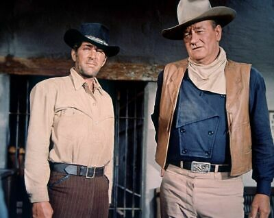 $3.99 • Buy John Wayne Dean Martin 8x10 Glossy Photo Picture