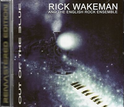 Rick Wakeman And English Rock Ensemble Out Of The Blue CD (Live 2001 Remastered) • 6.40£