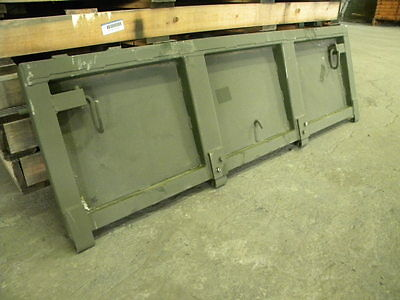 $225 • Buy Military Truck Surplus M105A3 Cargo Trailer Tailgate 1058230, 2510-01-487-5442