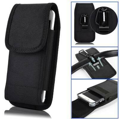 £4.59 • Buy For Samsung Galaxy A32 A52 A12 S21 Ultra 5G Phone Belt Pouch Holster Case Cover