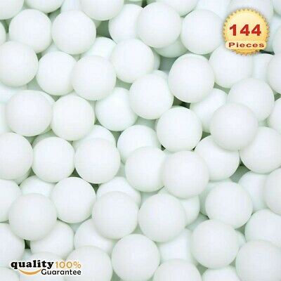 $14.99 • Buy 144 38mm Seamless Regulation Size Party Hard Heavy Duty Beer Pong Balls