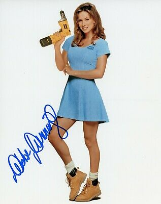 $ CDN82.82 • Buy DEBBE DUNNING Authentic Hand-Signed  Tool Time Girl~Home Improvement  8x10 Photo