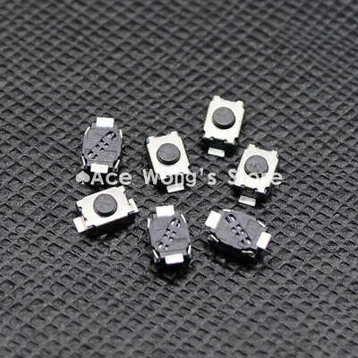 20pcs 4x4x3mm Micro Waterproof Copper Tactile Tact Touch Push Button Switch