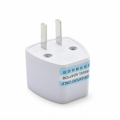 AU5.15 • Buy AU Australia EU Europe Euro UK To USA US AC Power Adapter Converter Travel Plug