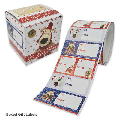 £1.99 • Buy Boofle Stickers Christmas Boxed 100 Labels 1513