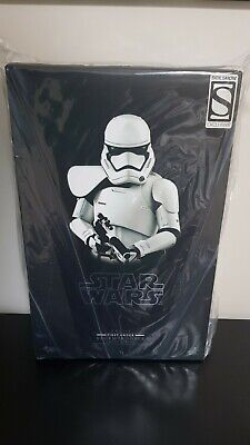 AU220 • Buy Hot Toys Star Wars First Order Stormtrooper Squad Leader MMS316 1/6 Scale Figure